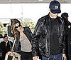 Photo of Recently-Married Tom Brady and Gisele Bundchen at LAX