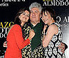 Photo of Penelope Cruz, Blanca Portillo, and Pedro Almodovar at a Photo Call For Broken Embraces in Madrid