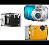 Rugged Digital Cameras