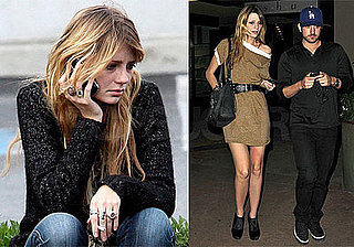 Photos of Mischa Barton in LA, Starring in New TV Show Called The Beautiful Life Produced by Ashton Kutcher