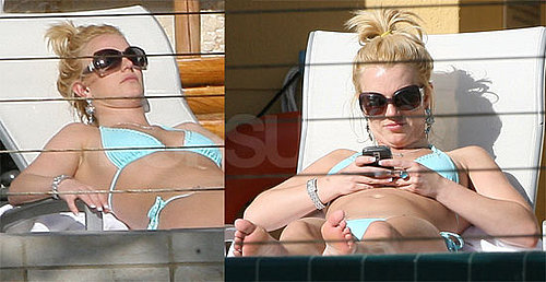 Bikini Photos of Britney Spears in Miami