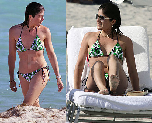 Bikini Photos of Selma Blair in Miami