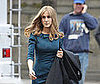 Photo of Sarah Jessica Parker on the Set of Did You Hear About the Morgans?