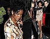 Rihanna in LA
