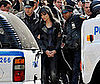 Photo of Angelina Jolie Filming Salt in NYC 2009-03-18 10:45:00