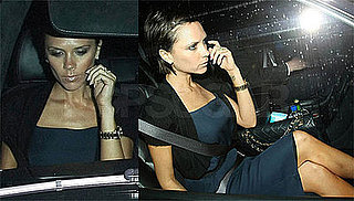 Photos of Victoria Beckham in LA, Rumors That Real Madrid Wants David Beckham