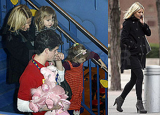 Photos of Gwyneth Paltrow With her Kids Apple and Moses