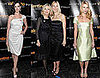 Gwyneth, Anne and Claire See Valentino as The Last Emperor