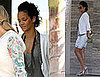 Rihanna House Hunting