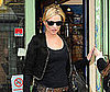 Photo of Kate Moss Running Errands in London