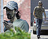 Adrien Brody Looks Ready For a Relaxing Afternoon