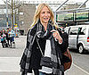 Photo of Cameron Diaz Arriving in London