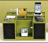 A Desk Organizer/Charging Station