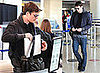 Photos of Josh Hartnett at LAX