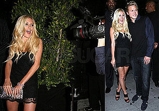 "Photos of Heidi Montag and Spencer Pratt Filming ""Look How I'm Doin'"" Music Video in LA"