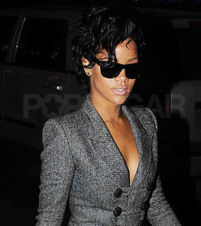 Photos of Rihanna Returning to LA From Barbados Following Chris Brown's Trial