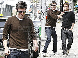 Photos of Adam Brody Out in LA