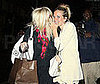Photo of Sienna Miller Leaving London's Groucho Club