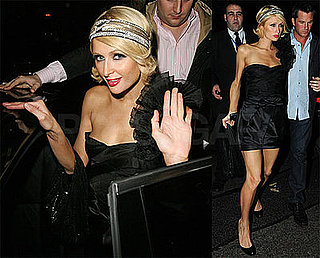 Photos of Paris Hilton and Doug Reinhardt in London