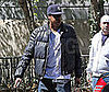Photo of Jay-Z Out in NYC After the Yankees Opening Day