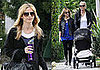 Photos of Pregnant Sarah Michelle Gellar in LA 2009-04-13 10:30:37
