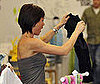 Photo of Victoria Beckham Shopping LA with Her Niece