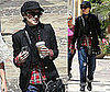 Photos of Winona Ryder Shopping at the Grove