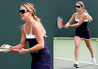 Photos of Kate Hudson Playing Tennis in LA
