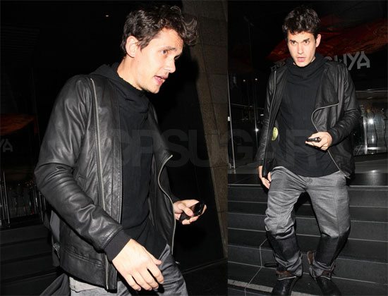 John Mayer in LA