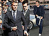 Photos of David Beckham at Real Madrid Game