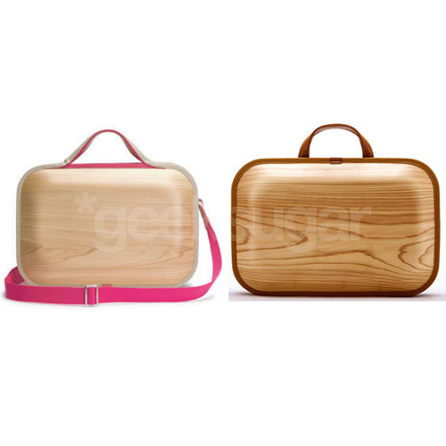 Wooden Laptop Bags
