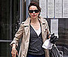 Photo of Rachel McAdams Getting Breakfast in NYC