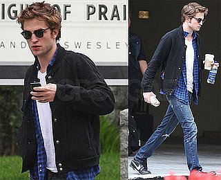 First Look — Even More Daily Robert Pattinson Hotness!