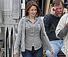 Photo of Tina Fey on the LA Set of Date Night 2009-04-24 04:30:00