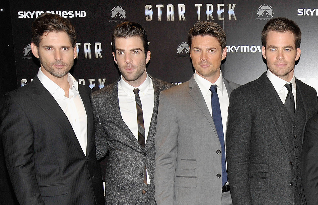 Star Trek London Premiere