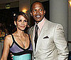 Photo of Halle Berry and Jamie Foxx at the LA Premiere of The Soloist