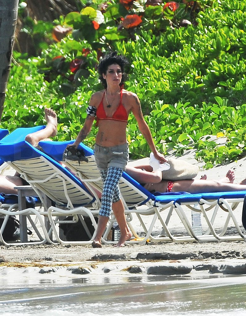 Amy Winehouse Bikini