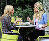 Photo of Heidi Montag and Stephanie Pratt Filming the Hills in LA