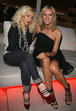 Heidi and Christina at LG Event
