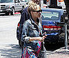 Photo of Pregnant Nicole Richie Out in LA