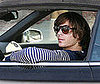 Photo of Zac Efron Driving in LA