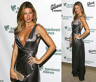 Photos of Gisele Bundchen, Who Opened Up About Her Wedding to Tom Brady, at the Rainforest Alliance Gala