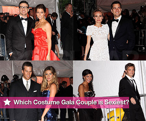 Which Costume Gala Couple Was the Sexiest?