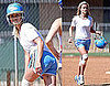 Photos of Reese Witherspoon Playing Softball in LA 2009-05-10 10:00:00