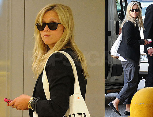 Photos of Reese Withespoon in Milan Before Maggie Gyllenhaal and Peter Sarsgaard's Wedding