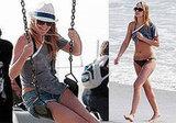 Leighton Meester in Bikini