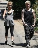 Nicole and Joel Workout then Get Out on Mother's Day