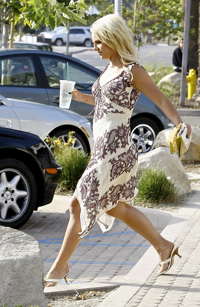 Britney Out in LA
