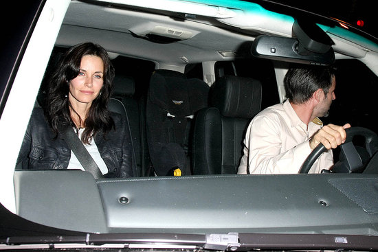 Courteney, Isla and David