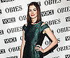 Photo Slide of Anne Hathaway at the 54th Annual Village Voice Obie Awards